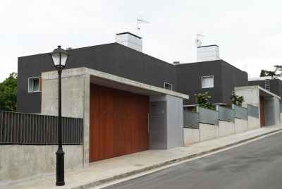 New house in private community in Sant Vicenç de Montalt